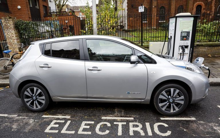 what is the best selling electric car?