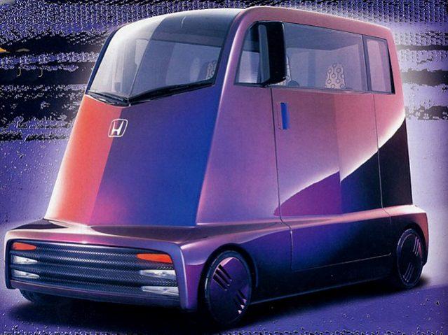 Worst Concept Cars - Honda Fuya-Jo