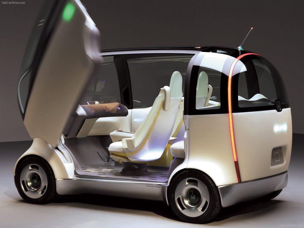 Worst Concept Cars - Honda Puyo Concept