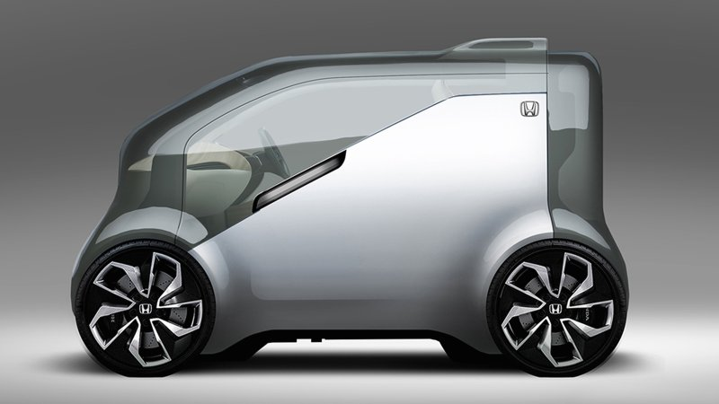 Worst Concept Cars - Honda NeuV