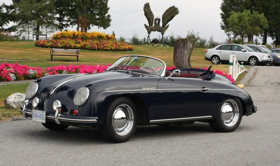 Replicars - Intermeccanica Roadster D Porsche 356