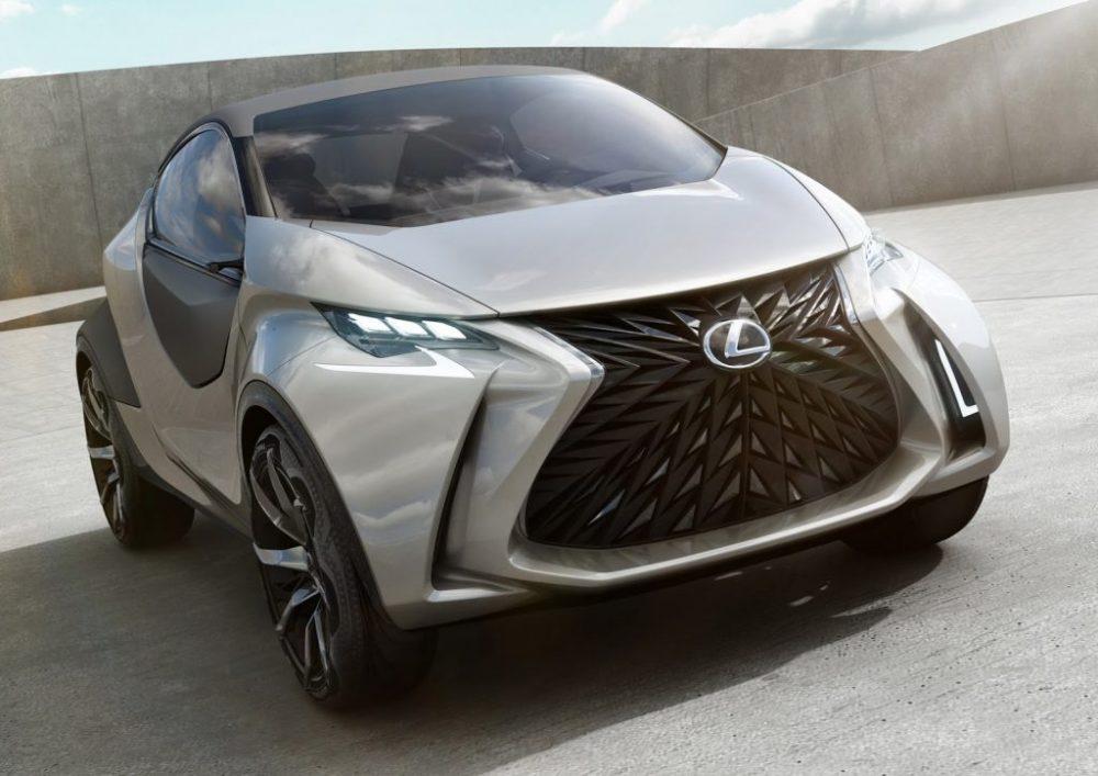 Worst Concept Cars - Lexus LF-SA