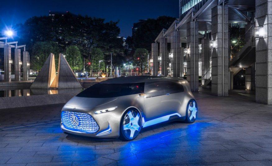 Worst Concept Cars - Mercedes-Benz Vision Tokyo