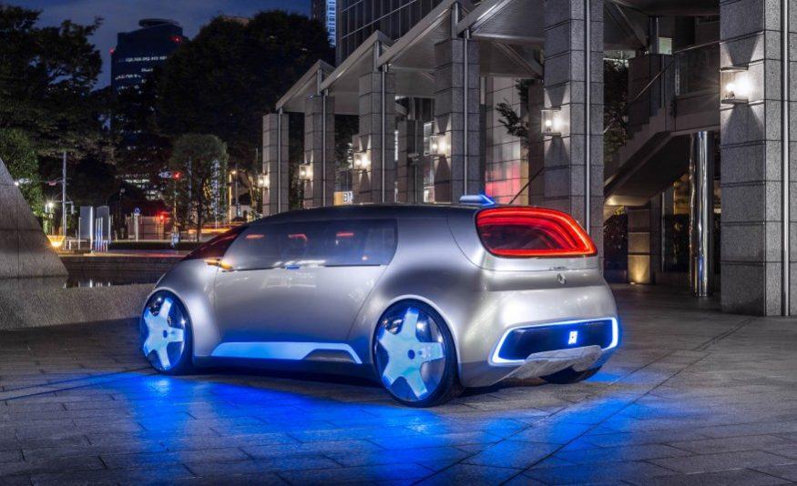Worst Concept Cars - Mercedes-Benz Vision Tokyo Cocnept