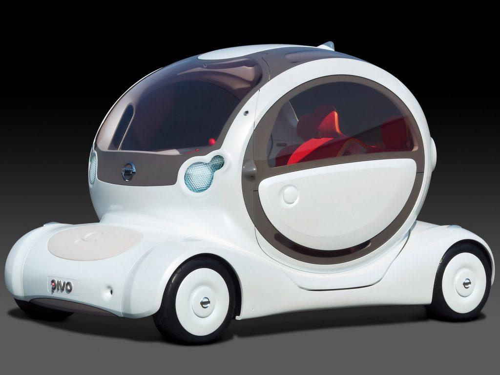 Worst Concept Cars - Nissan Pivo