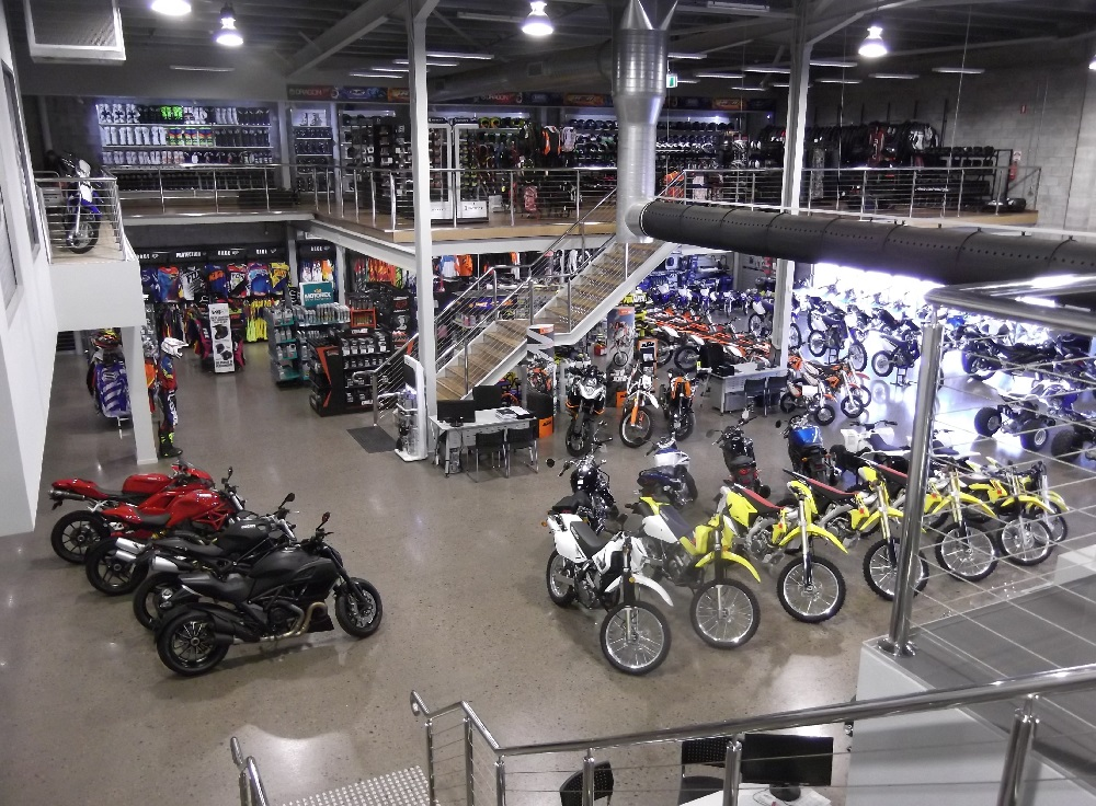 Motorcycle Sales Statistics 2