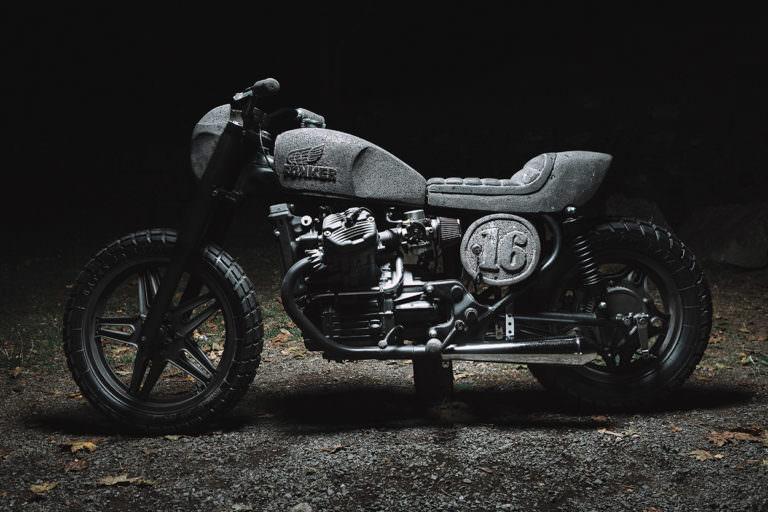 Stone Motorcycle 1