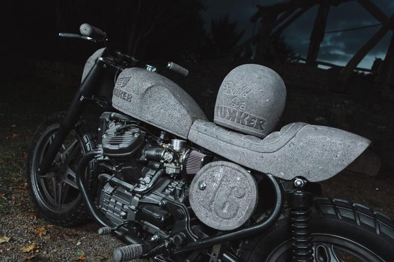 Stone Motorcycle 4