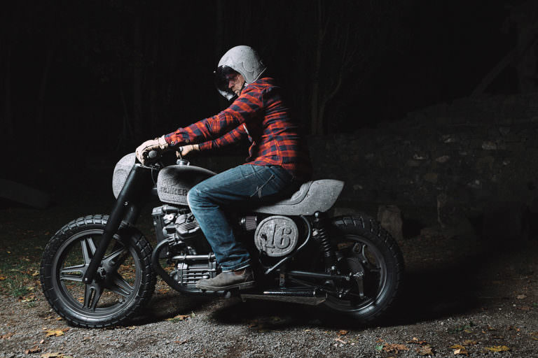 Stone Motorcycle 5