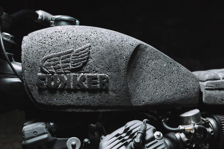 Stone Motorcycle 2