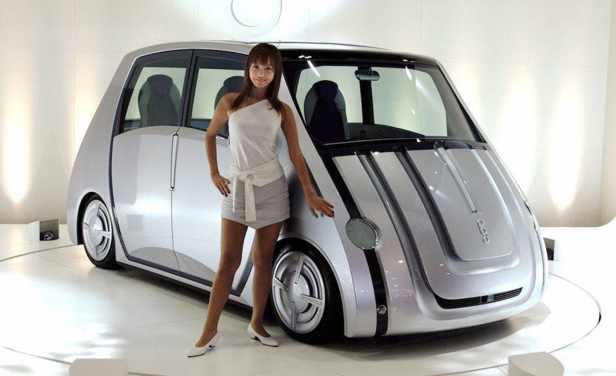 Worst Concept Cars - Toyota Pod