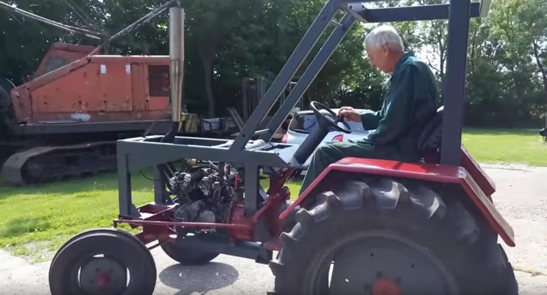 Suzuki Tractor 2