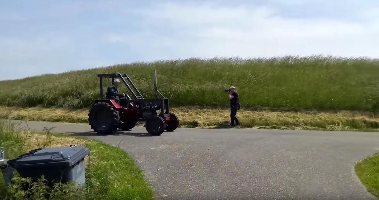 Suzuki Tractor 3