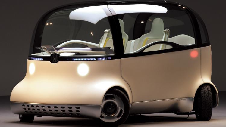 Worst Concept Cars - Honda Puyo