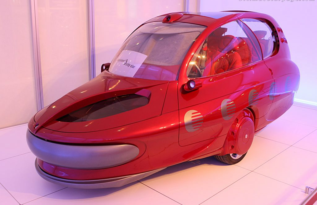 Worst Concept Cars - Assystem City Car