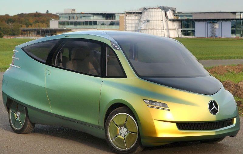 Worst Concept Cars - Mercedes-Benz Bionic Car