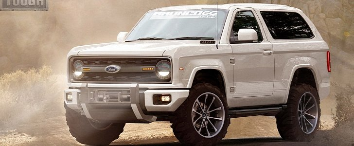 The Ranger Is Scheduled To Come Out First With A 2019 Release Date While Bronco Coming Back In 2020 This Also Means That Embly Jobs Available