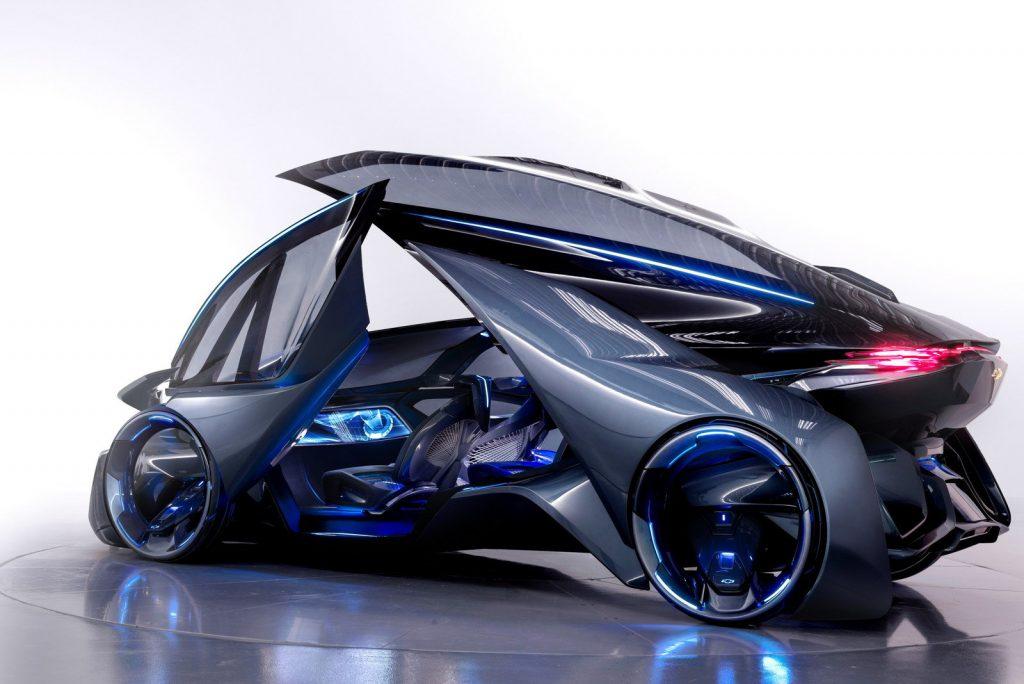 Worst Concept Cars - Chevrolet FNR