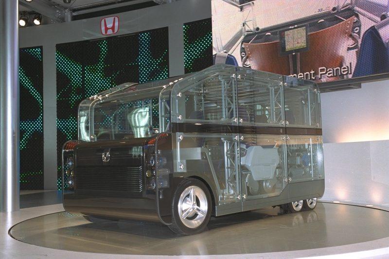 Worst Concept Cars - The Honda Unibox