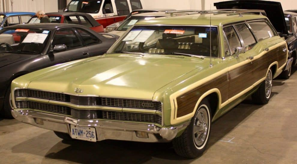 Best Old Station Wagons For Sale - Ford LTD