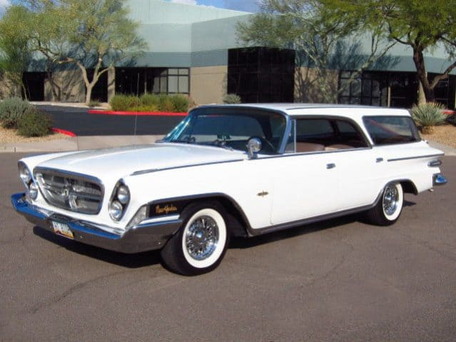 Best Old Station Wagons For Sale - Chrylser New Yorker