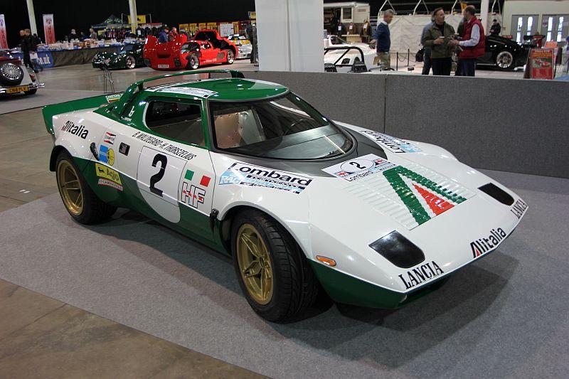 Replicars - Listerbell STR Lancia Stratos