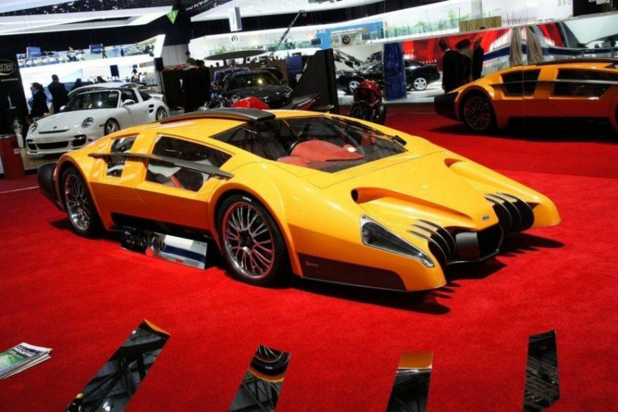 Worst Concept Cars - Sbarro Autobau