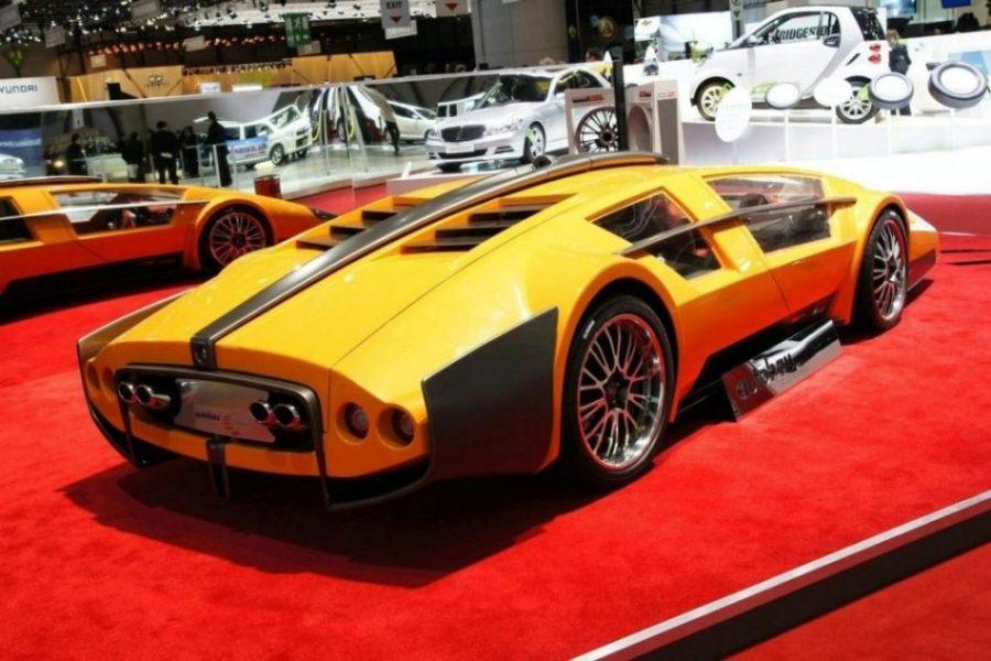Worst Concept Cars - Sbarro Autobau Concept