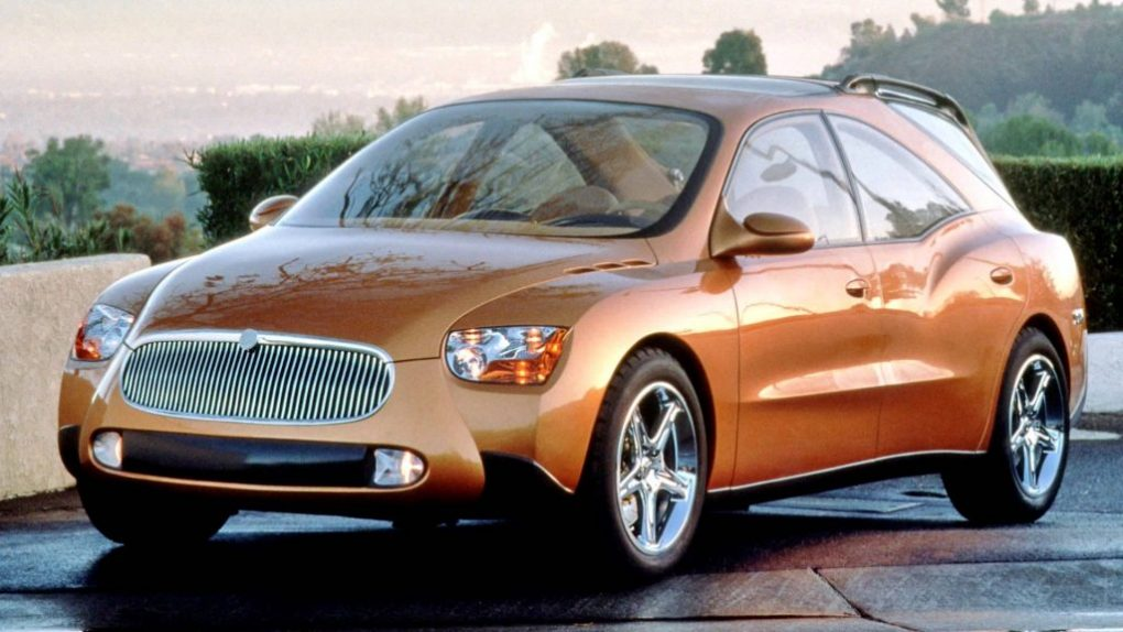 Worst Concept Cars - Buick Signia