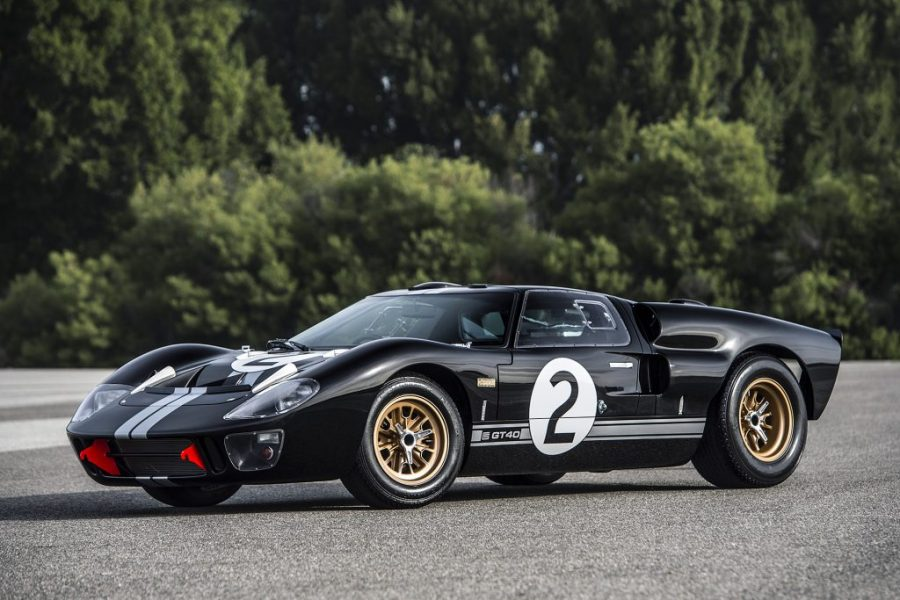 Replicars - Superformance Ford GT40