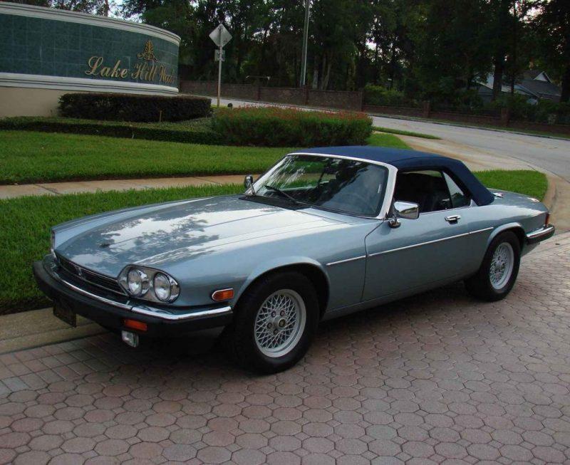 V12 Engine Cars - Jaguar XJ-S