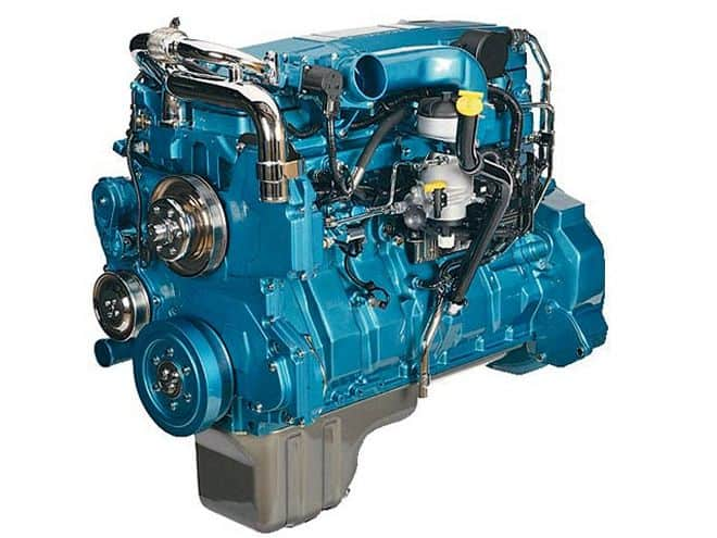 USA: Best Diesel Engine - Navistar International DT466