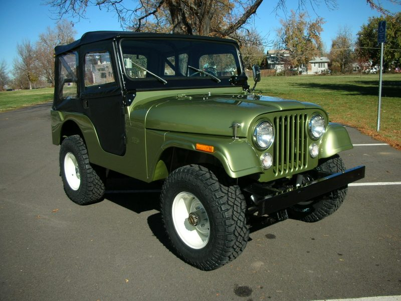 Best Classic Cars For Under $10,000 - Jeep CJ-5
