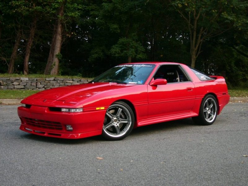 Best Classic Cars For Under $10,000 - A70 Toyota Supra