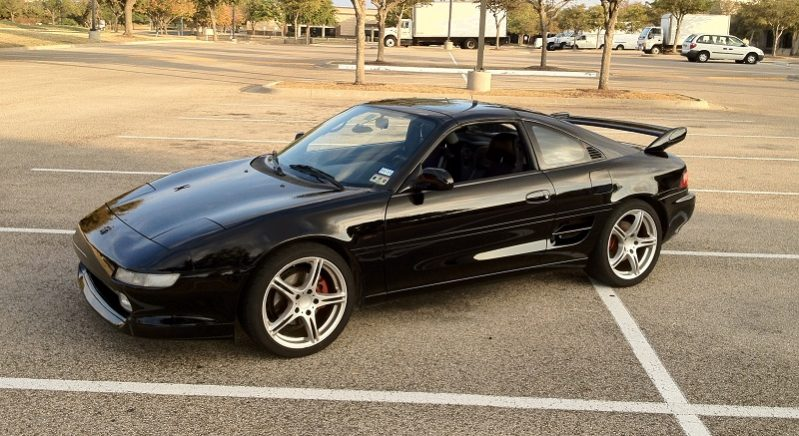 Best Classic Cars For Under $10,000 - W20 Toyota MR2