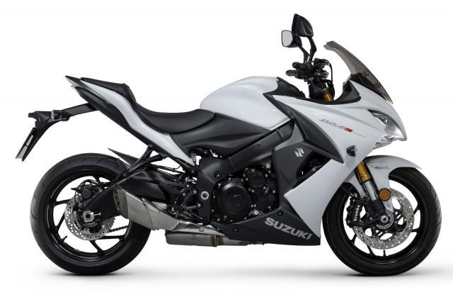 2017 Suzuki GSX-S1000F & GSX-S1000 5