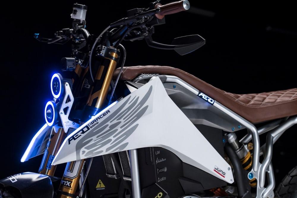 Aero E-Racer Price & Range 8