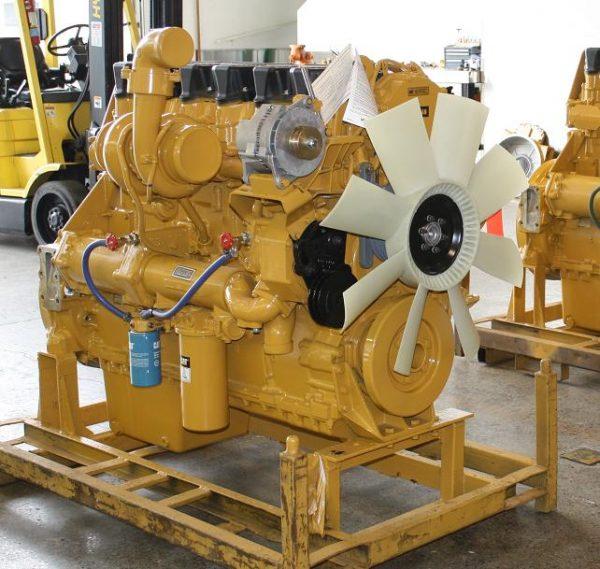 Greatest Diesel Engines - Caterpillar 3406E