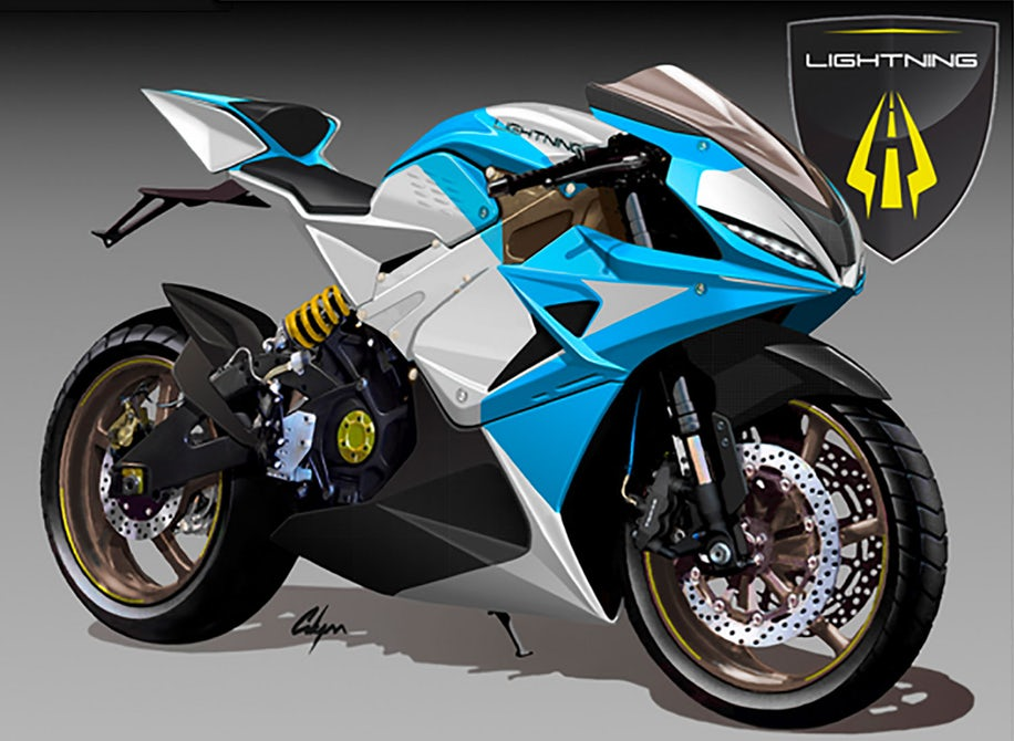 Lightning Electric Motorcycle 1