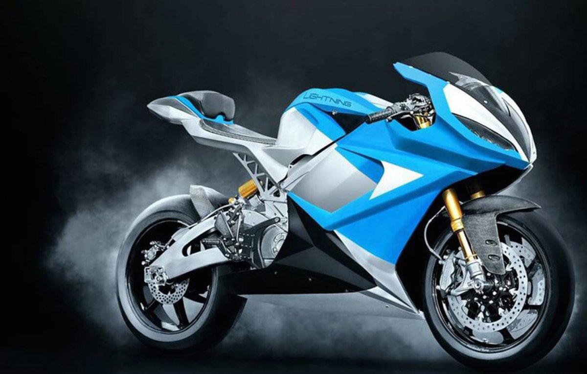 Lightning Electric Motorcycle 5
