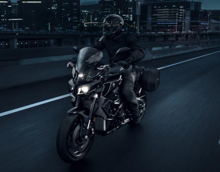 2017 Yamaha FZ-10 SP Tourer 7