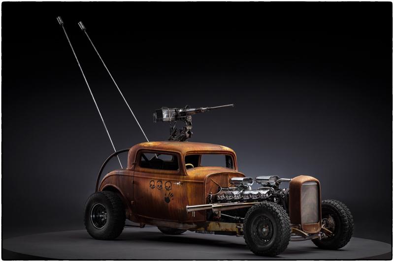 Mad Max Fury Road Vehicles 13