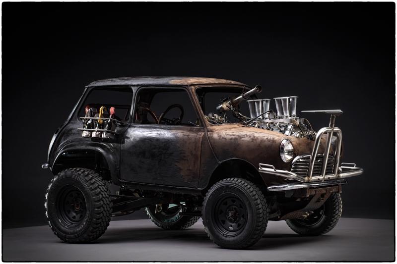 Mad Max Fury Road Vehicles 25