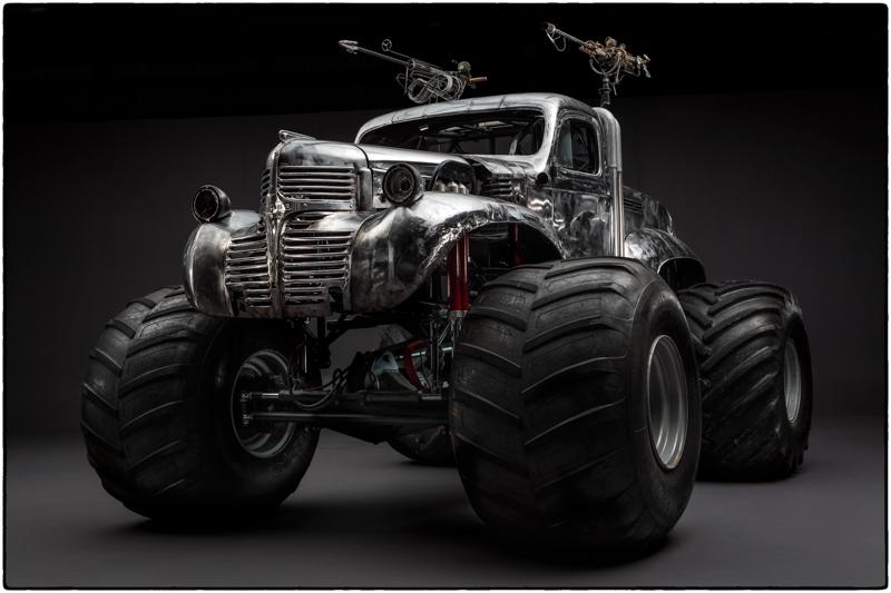 Mad Max Fury Road Vehicles 8