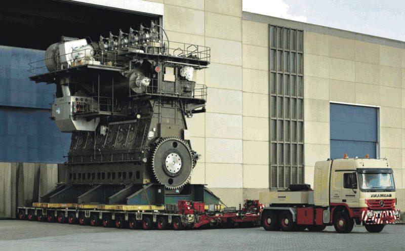 Greatest Diesel Engines - Wärtsilä-Sulzer RTA96-C