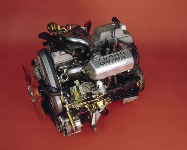 Greatest Diesel Engines - BMW M21