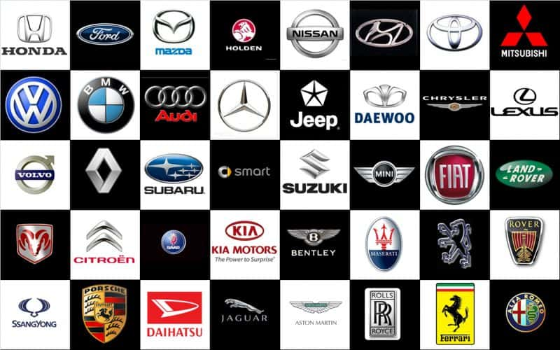 Hidden Meaning Behind These 10 Carmakers Logos