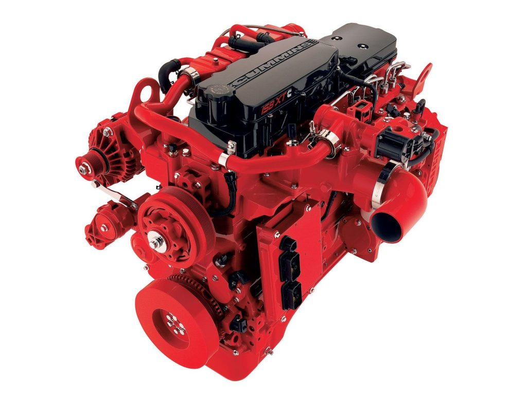 USA: Best Diesel Engine - Cummins B-Series
