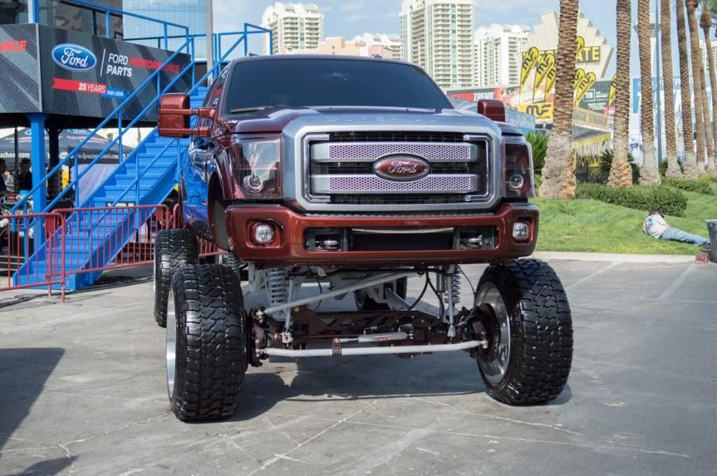 Lifted Redneck Trucks