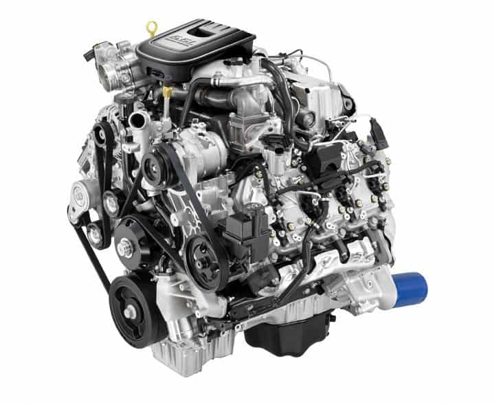 USA: Best Diesel Engine - Duramax 6.6